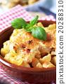 Pasta au gratin 20288310