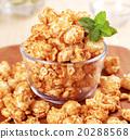 Caramel popcorn 20288568