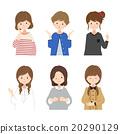 女性 女 女人 20290129