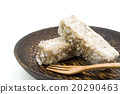 Chinese and Thai dessert of sweet taro fried  20290463