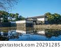 江戶城 城堡 護城河 20291285