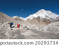 Trekking in Makalu Barun National Park of Nepal 20293734