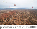 Hot air ballooning in Capadocia, Turkey 20294000