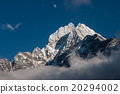 Thamserku Peak, Everest region, Nepal 20294002