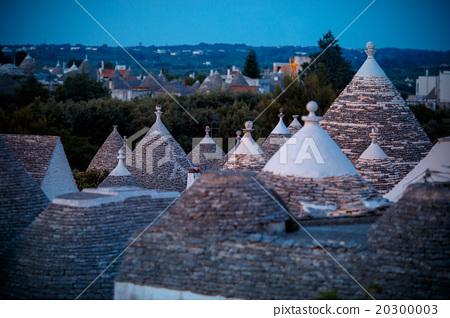 ALBEROBELLO, Traditional trulli houses in 20300003