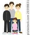 家庭 家族 家人 20308631