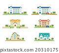 房屋 房子 住宅的 20310175