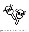 Musical icon design  line style 20313361