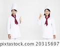 大厨 主厨 竖起大姆指 20315697