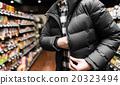 ผู้ชาย,ชาย,ลักของในร้านค้า 20323494