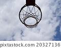 運動 籃子 籃球 20327136