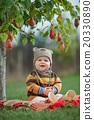 autumn baby little 20330890