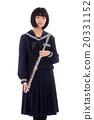 初中生 中学生 少女 20331152
