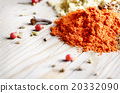 Spices on the table 20332090