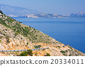 coastal landscape, Croatia 20334011