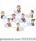 网络和上班族 20335528