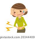 腹痛中年婦女 20344409