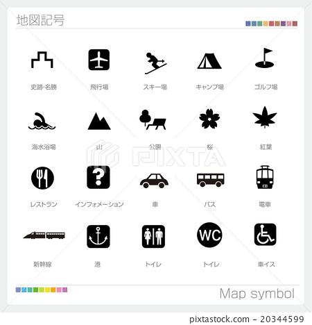 圖標 Icon 矢量 20344599