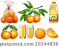 Oranges and orange products 20344836