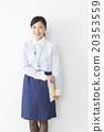 女性 肖像 僱員 20353559