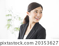 여성, 여자, 웃는 얼굴 20353627