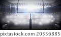 Composite image of american football helmet 20356885