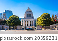 national diet building, the front gate, the main gate 20359231