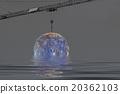 Planet Mercury 20362103
