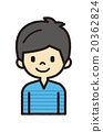 Boys 【Simple Character Series】 20362824