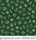 school seamless pattern 20365247