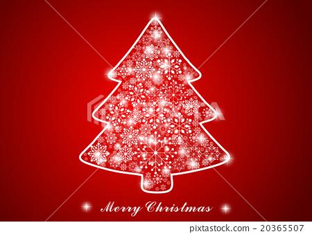 聖誕樹背景 20365507