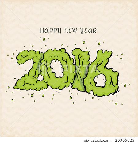 2016年 字體設計 20365625