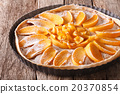 persimmon, cake, homemade 20370854