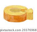 baumkuchen, baked sweet, sweet 20376968