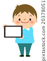 vector, vectors, tablet 20378051