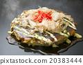 โอโคโนมิยากิ,อาหาร,โอซาก้า 20383444