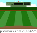 baseball Ground 20384275