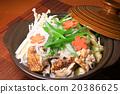 天鸡壶 锅里煮好的食物 用锅烹饪 20386625