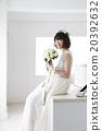 婚禮 婚紗 結婚禮服 20392632
