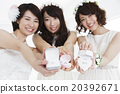 婚禮 訂婚戒指 人類 20392671