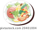 vegetable, salad, salads 20401004