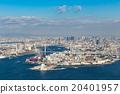 오사카 항 - 오사카 부 사키 시마 청사 전망대 20401957
