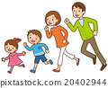 四個人跑 20402944