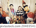 男人 家庭聚會 夫人 20403541