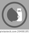 Mother Milk Rounded Vector Icon 20406195
