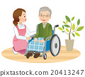nursing, aged, elderly 20413247