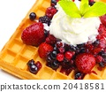 fruit wafel 20418581