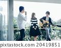 男人 吉他 學生 20419851