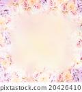 玫瑰 玫瑰花 图框 20426410