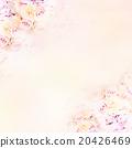 玫瑰 玫瑰花 背景素材 20426469